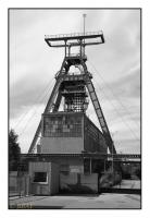 Puits Chrobry, Kopalnia Olkusz-Pomorzany (Pb, Zn, Ag), Olkusz, Małopolska, Polska, 2011 – numérique
