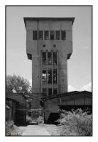 Put centru, Mina Petrila, Petrila, Valea Jiului, Romania, 2014 – numérique