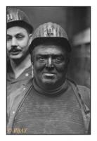 Charbonnage du Roton, Farciennes, Belgique, 1982 - argentique