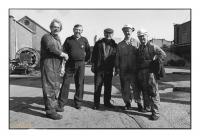 Easington ,Colliery, British Coal, Easington, Newcastle, England, 1993 - argentique