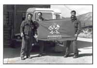 Miniera San Giovanni (Pb, Zn, Ag, Au), Gonnesa, Sardegna, Italia, 1997 - argentique