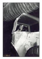 Miniera Campo Pisano (Pb, Zn, Ag, Au), Iglesias, Sardegna, Italia, 1995 - argentique