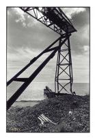 Triage-lavoir La Vigneria, Miniera di Rio Marina (Fe), Isola d'Elba, Toscana, Italia, 2002 - argentique